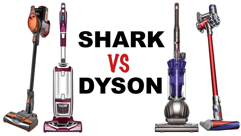 Vacuum dyson or shark